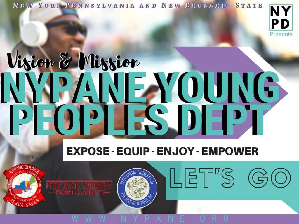 NYPANE Youth Department 1